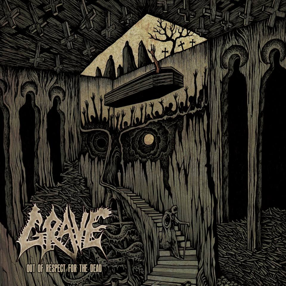 "Grave: ""Plain Pine Box"" Single Released!"