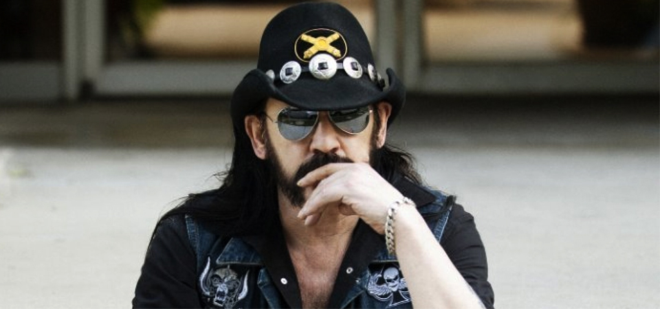 Lemmy Kilmister's Memorial Service To Be Webcast Live!