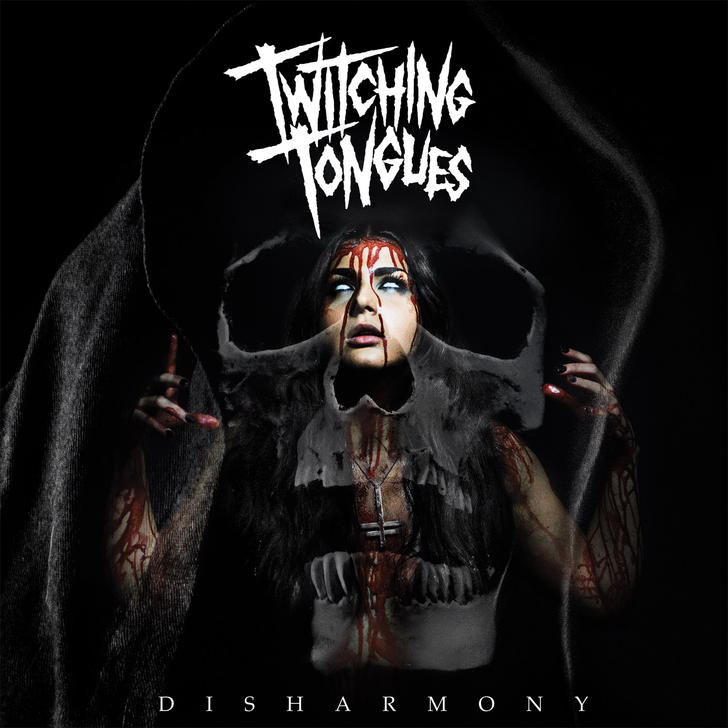 TwitchingTongues - Disharmony