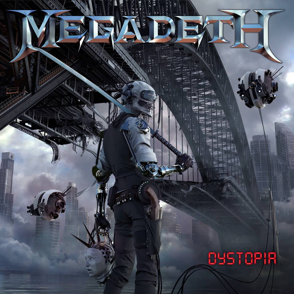 "Megadeth: ""Dystopia"" Video Released!"