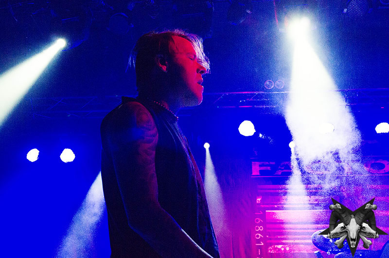 Fear Factory Live Photos From Unioni Festival In Helsinki, Finland By Sam Roon!