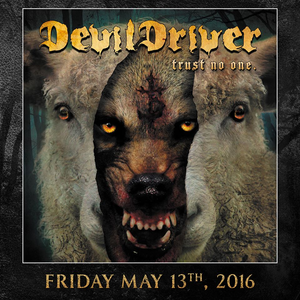 Dez Fafara Shares A Brief Clip Of New DevilDriver Music!