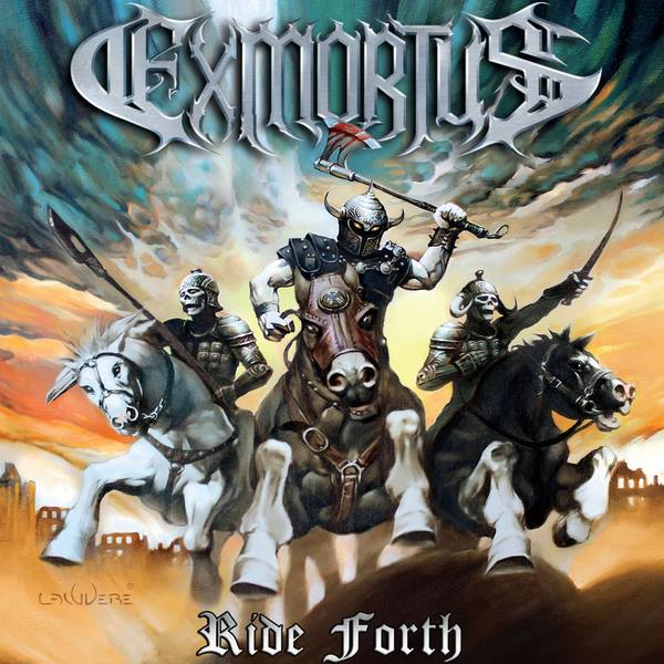 "Exmortus: ""Relentless"" Video Released!"