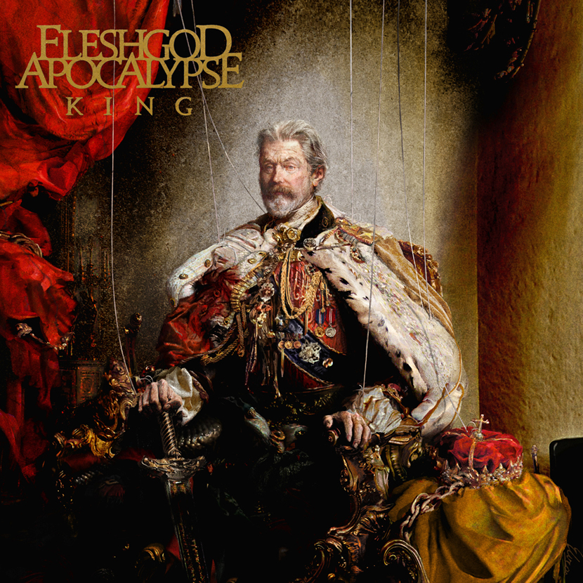 "Fleshgod Apocalypse: ""Gravity"" Single Released!"
