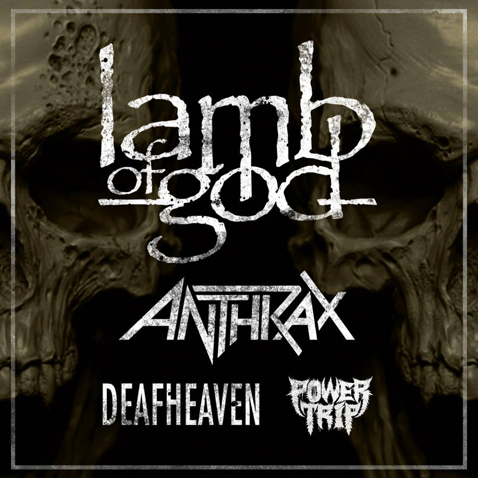 """Watch Lamb Of God Perform """"Overlord"""" Live For The First Time Ever!"""