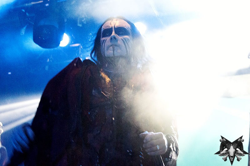 Cradle Of Filth Live Photos From Helsinki By Sam Roon