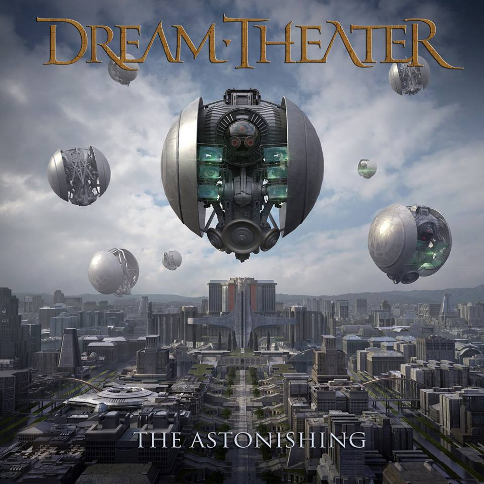 "Dream Theater Releases ""The Astonishing"" Official Trailer!"