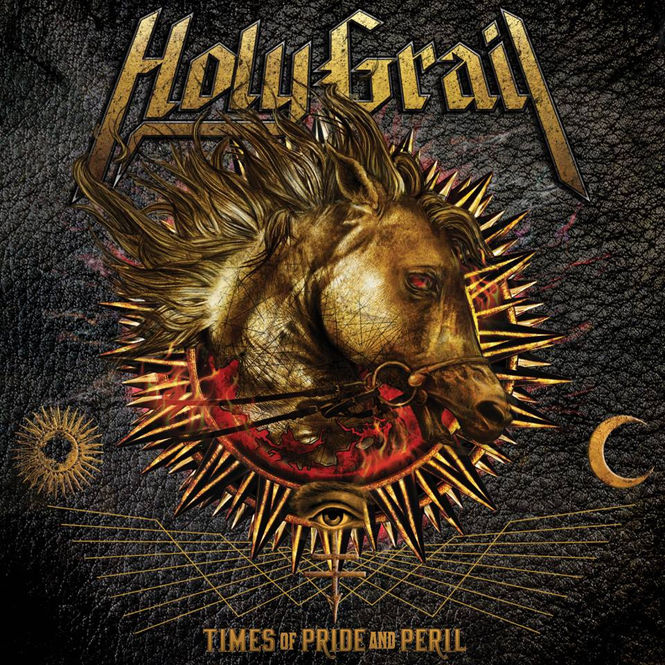 "Holy Grail: ""Crystal King"" Single Released!"