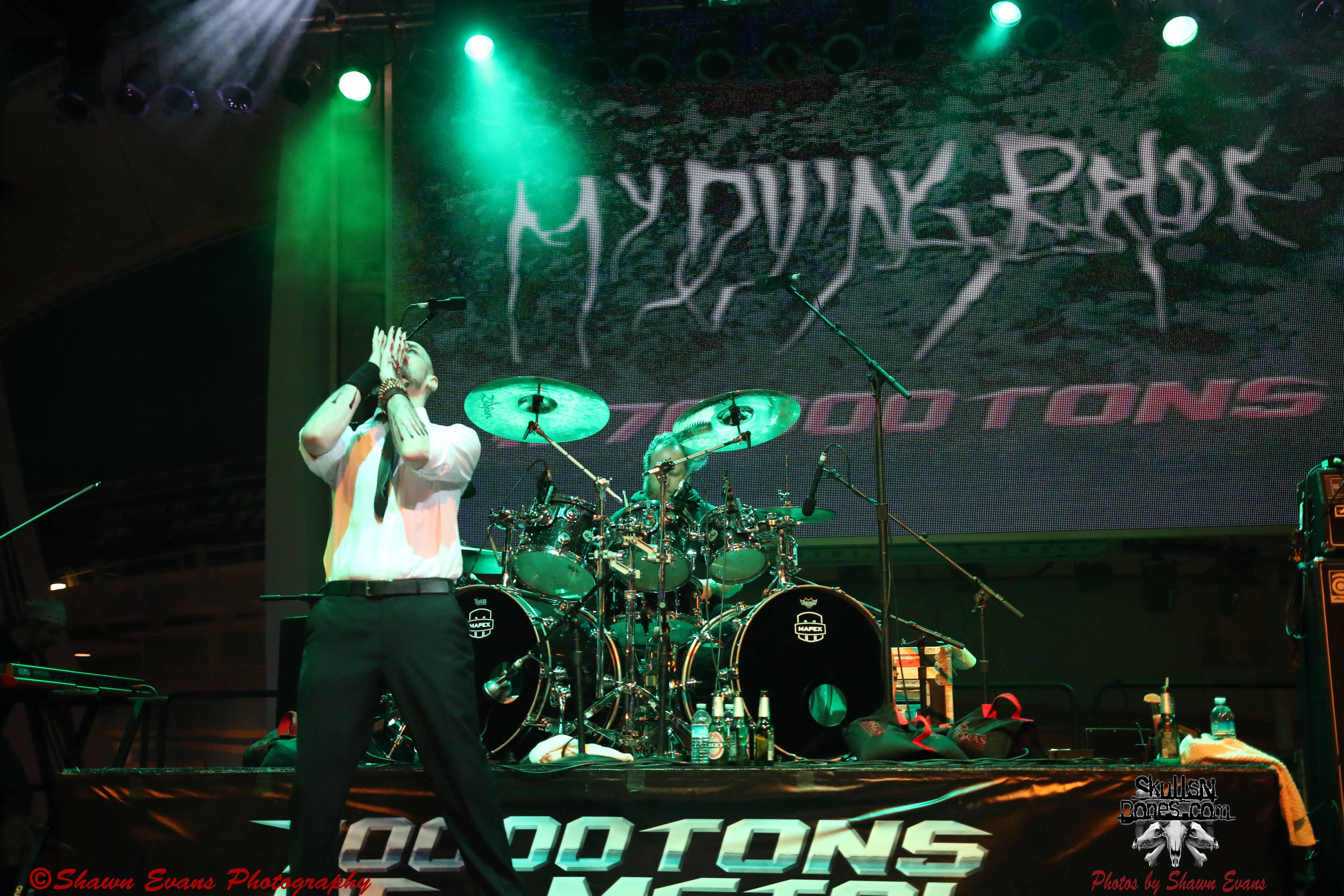 My Dying Bride 16