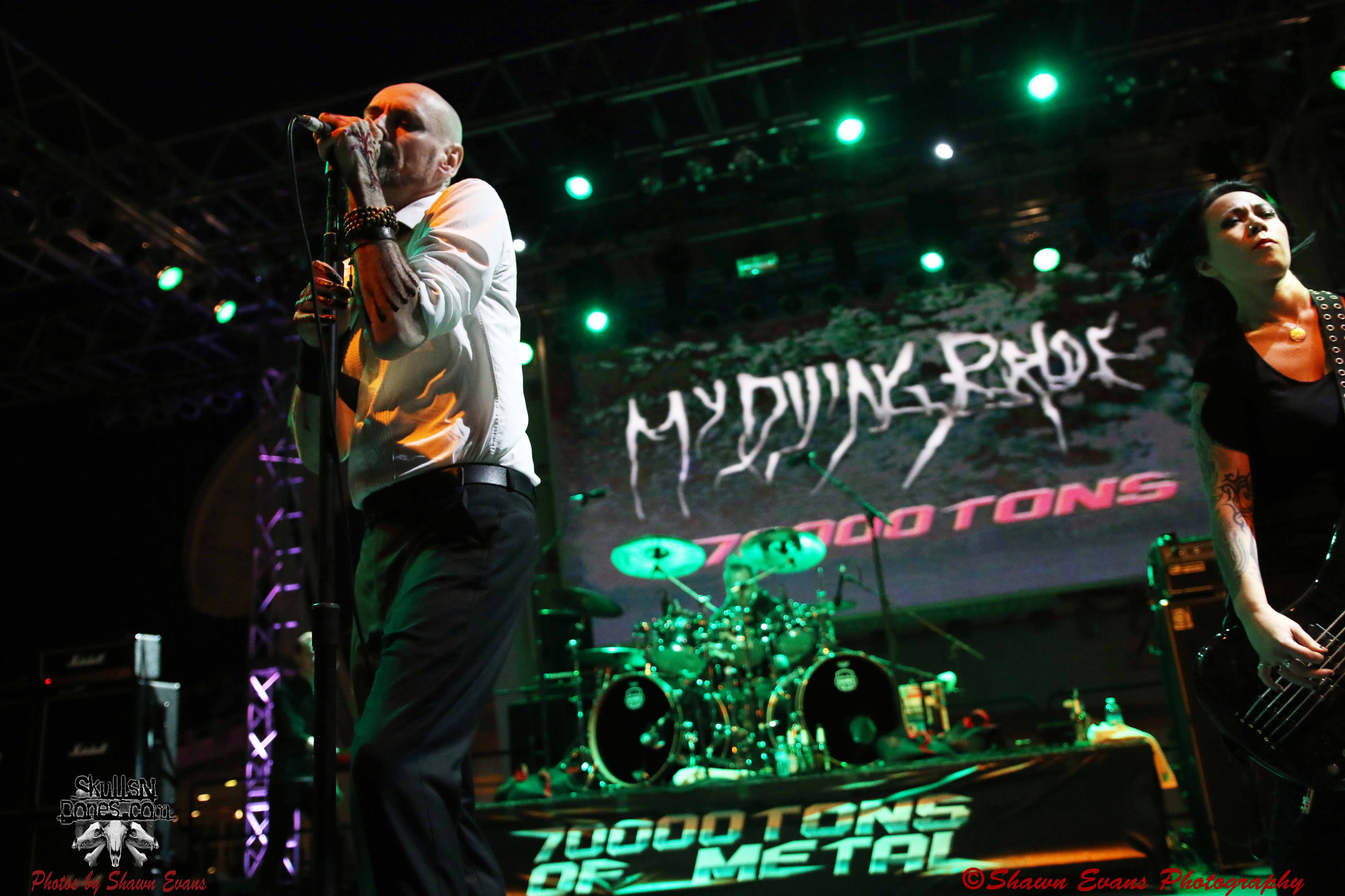 My Dying Bride 18