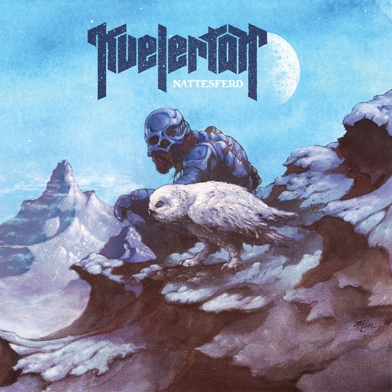 """Kvelertak Announces Their """"Nattesferd"""" Album, And Releases A New Song!"""