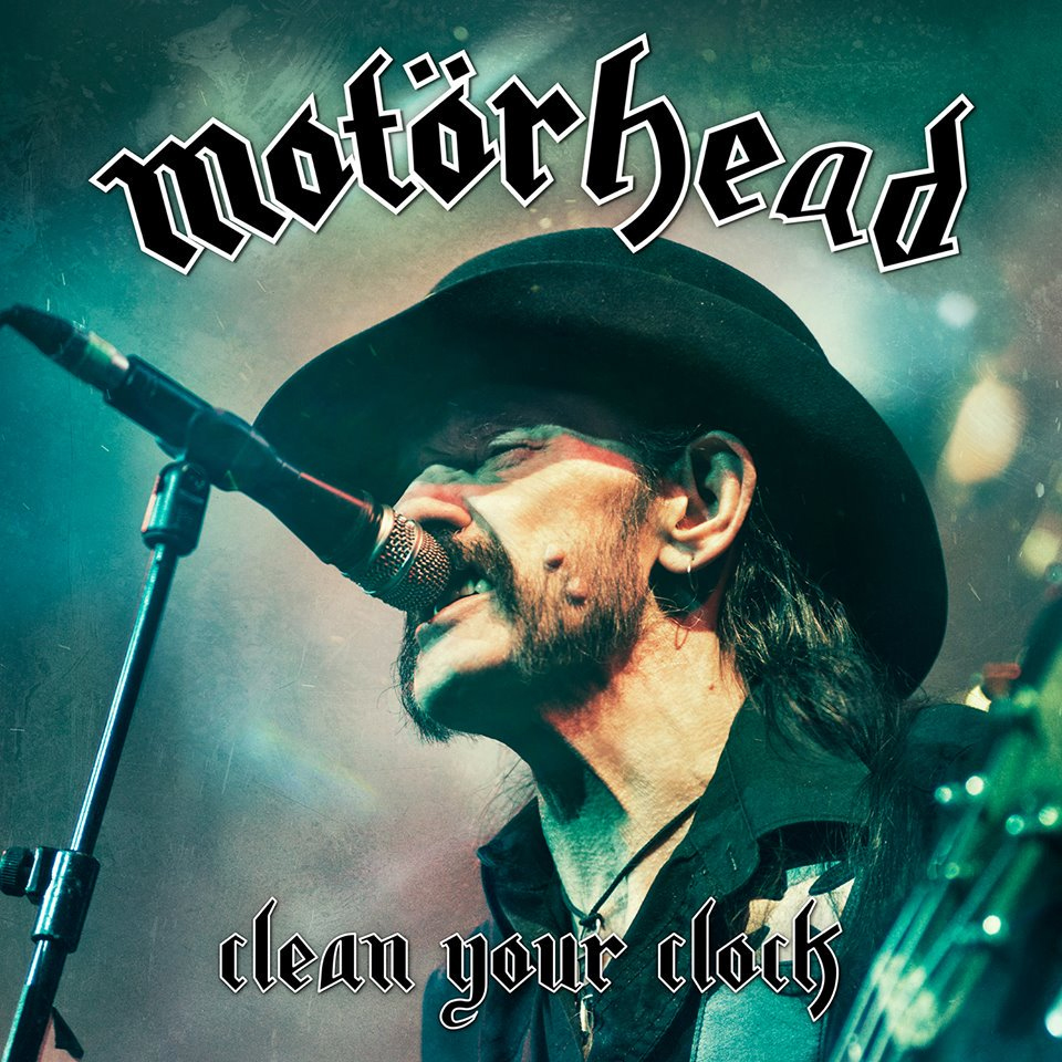 "Motörhead Shares ""When The Sky Comes Looking For You"" Clip From ""Clean Your Clock"" CD, DVD And Blu-Ray!"