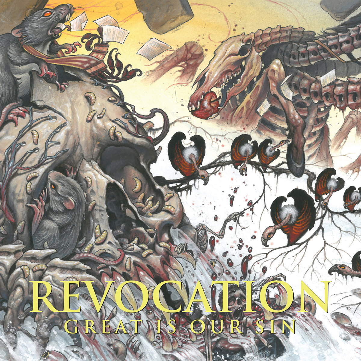 "Listen To The New Revocation Song! ""Communion"" Is Here!"
