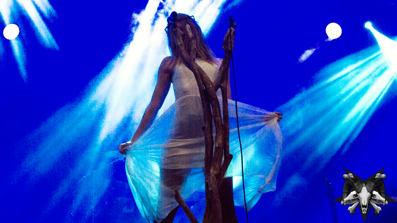 Myrkur Live Photos From Tuska 2016
