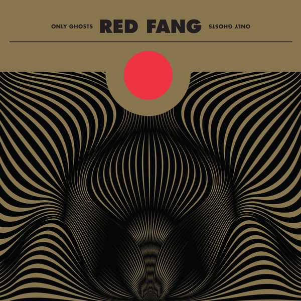 Red Fang - Only Ghosts Cover