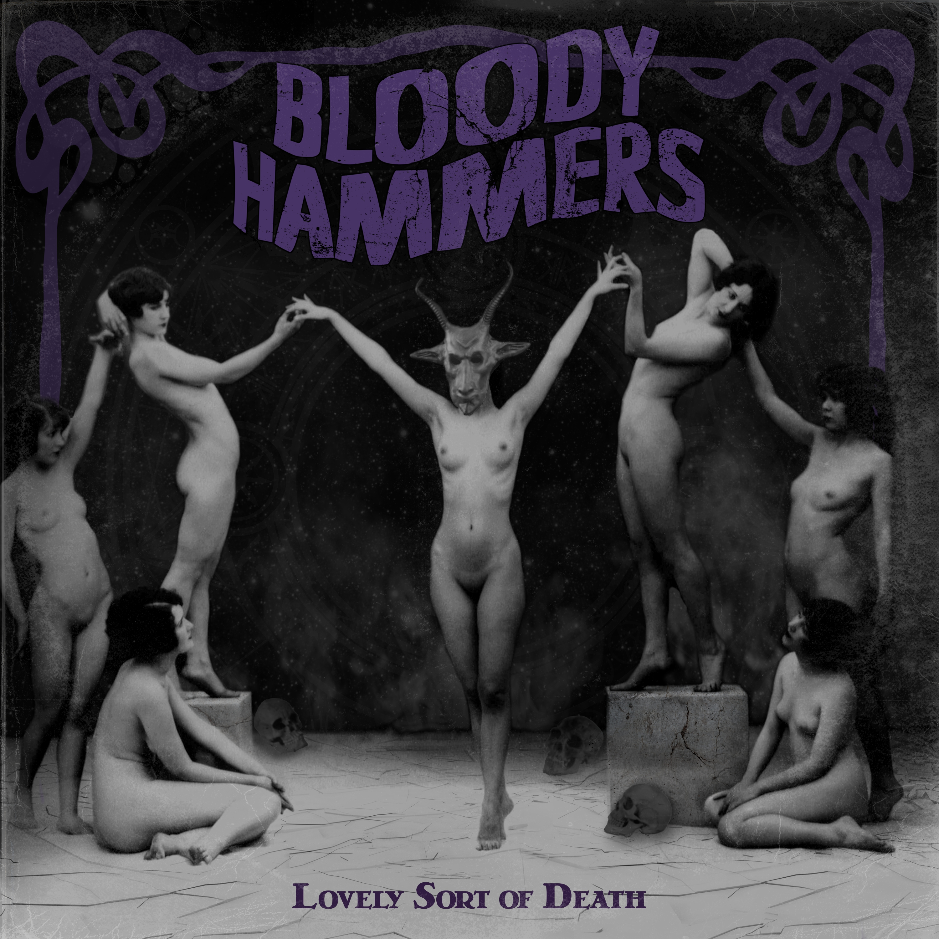 Bloody Hammers - Cover