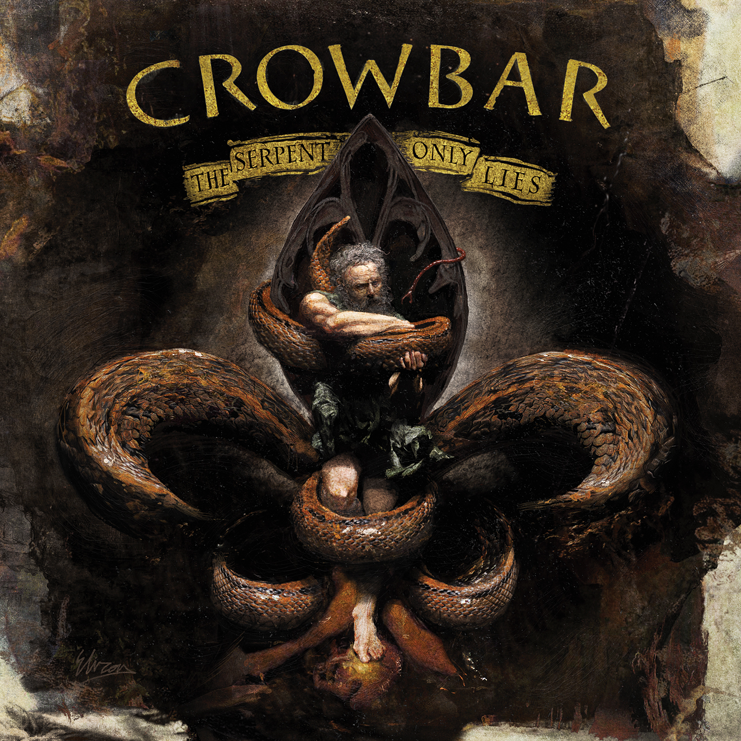 crowbar_theserpentonlylies_cover
