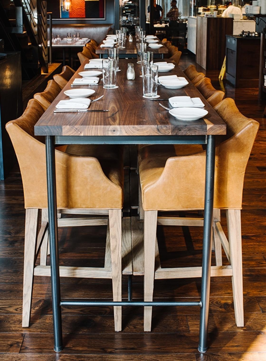 South City Kitchen Buckhead skylar morgan furniture + design