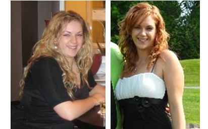 jacynthe 45 pounds weight loss