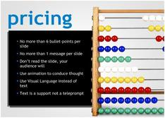 Present Pricing for Education theme