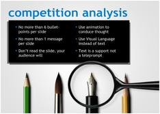 Present Competition Analysis for Education theme