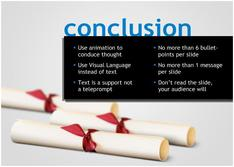Present Conclusion for Education theme