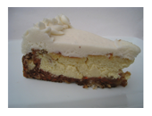 Leangains Sweet Potato Cheesecake recipe