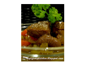 Dukan Diet Beef Stew recipe
