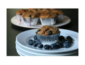 Nutrisystem Blueberry Muffin recipe