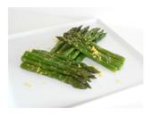 Hcg Diet Roasted Asparagus recipe