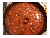 Hcg Diet Mexican Chili recipe