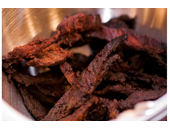 Dukan Diet Homemade Beef Jerky recipe