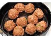 Hcg Diet Meatballs recipe
