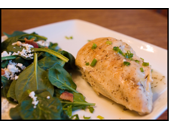 Dukan Diet Stuffed Chicken Breast recipe