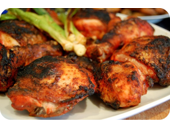 Dukan Diet Tandoori Chicken Fillets recipe