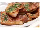 Medifast Crisp Rosemary Pork Chops recipe