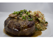 Medifast Filet Mignon And Mushrooms recipe