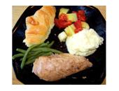 Medifast Lemon-ginger Crock Pot Chicken recipe