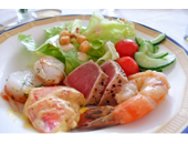 Medifast Seafood Salad recipe