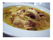 Dukan Diet Chicken Soup recipe