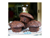Dukan Diet Chocolate Muffins recipe