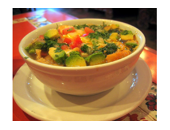 Hcg Diet Mexican Chicken Soup recipe