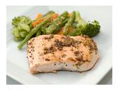Hcg Diet Mustard Salmon recipe