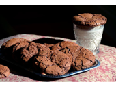 Dukan Diet Chocolate Cookies recipe