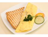 P90x Mushroom Omelet recipe