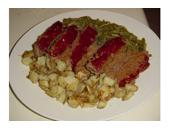 P90x Meatloaf recipe