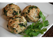 Dukan Diet Baked Turkey Meatballs recipe