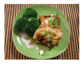 Dukan Diet Glazed Cod recipe
