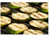 Hcg Diet Grilled Zucchini recipe