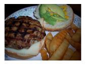 Hcg Diet Turkey Burger recipe